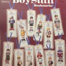 Cross stitch pattern Boy Stuff Bookmarks Jeremiah Junctions Designs