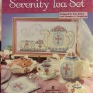 Serenity Tea Set  Plastic Canvas Pattern The Needlecraft Shop 203019