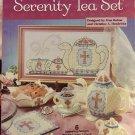 Serenity Tea Set  Plastic Canvas Pattern The Needlecraft Shop 203019