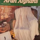 Knitted Aran Afghans Patterns 121014 House of White Birches