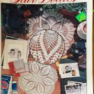 Leisure Arts 2262 Star Doilies Thread Crochet  Six Crocheted designs by Lissa Ammann