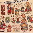 Alma Lynne Christmas Accents Cross Stitch chart pattern 22177
