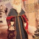Sint Niklaes Saint Nicholas  Plastic Canvas patterns The Needlecraft Shop Old World Santa 96407