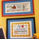 A+ Teacher Cross stitch Pattern From Imaginating