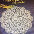 Crochet Pattern Favorite Pineapple Doilies of Rita Weiss From American School of Needlework