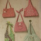 Simplicity 2381 bags and purses sewing pattern