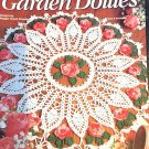 Pineapple Garden Doilies, House of White Birches Crochet Pattern Booklet 101101