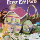 Plastic Canvas Pattern 3071 Easter Egg Party American School of Needlework