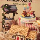 Plastic Canvas Music Boxes 3069 American School of Needlework