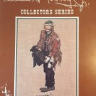 Emmett Kelly Jr Collectors Series Hole In The Sole  202 x 84 Cross Stitch Pattern