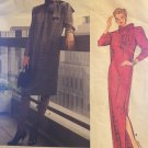 Vogue Paris Original Sewing Pattern 1309 Givenchy Misses' dress size 10, very easy Vogue Uncut