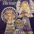 Angels of Blessing, House of White Birches Crochet Pattern Booklet 101052 Delicate & Lacy Designs