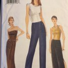 Vogue Very Easy Skirt Pants Pattern 9880 Sizes 8 10 12