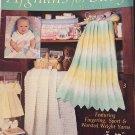 Afghans for Baby Book 2 Crochet Afghans Pattern Leisure Arts Leaflet 2211 7 designs