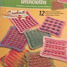 Special Stitches Dishcloths Annie's Attic Crochetenit Pattern 873218