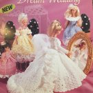 Fashion Doll Dream Wedding American School of Needlework 1206 Crochet Patterns