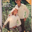 Fisherman Knits for all the Family Brunswick 798 An Aran Book of Irish Knits in sizes 4 to 46