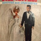 Barbie Knitted Crocheted Doll Clothes Pattern  11 12 inch dolls  American Thread Star Book No. 192