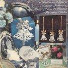 Beautiful Bells Leisure Arts 2056 Crochet 16 designs Weddings Anniversaries Shower Favors Christmas