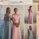 McCall´s 9684 Flower Girl Jr. Bridesmaid Special Occasion Dress Sewing Pattern McCall´s 9684