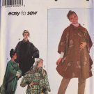 Simplicity 9864 Misses Capes Sewing Pattern  One Size Easy to Sew.