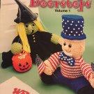 Annie´s Attic Crochet Holiday Doorstops Volume 1 Pattern 871411 5 designs by Cynthia Harris