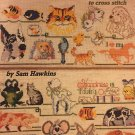 50 Favorite Pets To Cross Stitch American School of Needlework 3606