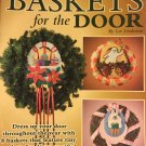 Baskets for the Door, 8 Holiday Wreaths plastic canvas pattern 847504