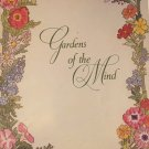 Gardens of the Mind Counted Cross Stitch Patterns, 12 Designs, Gloria and Pat