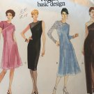 Vogue 1970 sewing  pattern Vogue's Basic Design Dress Off the Shoulder Gown Size 12 - 16