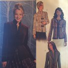 Fitted Jacket Uncut Sewing Pattern Butterick 4028 Sizes 12 14 16