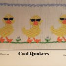 Cool Quackers Smocking plate Crosseyed Cricket 118
