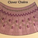 Clover Chains Smocking plate Mollie Jane Taylor