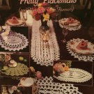 Annie's A Dozen Pretty Placemats and Table Runners Crochet Pattern