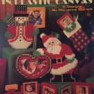 Picturing Christmas in Plastic Canvas Pattern Leisure Arts 1530