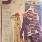 McCalls 5299 Misses Jumpsuit Sewing Pattern sizes 6 8 10  year 1976