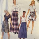 Easy Stitch 'n Save By Mccalls Pattern 9180 Misses' Wrap Skirts Uncut Sewing Pattern