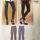 Stitch 'n Save McCall's Misses' Clothes leggings Pants M9182 Size U.S XS-XL Uncut Sewing Pattern
