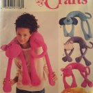 Animal neck pillows Sewing pattern, Simplicity 5310