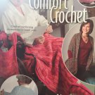 Annie's Attic 879515 Comfort Crochet Lapghans, shawls slippers Crochet Patterns