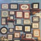 Short and Sweet #4 Leisure Arts 2472 Deborah Lambein 50 Miniature sayings from 1993
