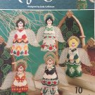 Angel Choir Plastic Canvas Pattern Annie's Attic 871831