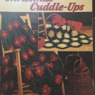 Leisure Arts 1263 Christmas Cuddle-Ups Afghans  8 Designs to crochet