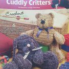 Easy Cuddly Critters Crochenit Annie's Attic Crochet Pattern 873253