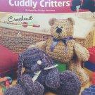 Easy Cuddly Critters Crochenit Annie's Attic Crochet Pattern 873253