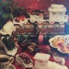 Holiday Express Train American School of Needlework Thread Crochet Pattern 1197