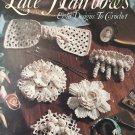 LACE Hairbows Hair Bows Leisure Arts Leaflet 2140 Cotton Thread Crochet Pattern