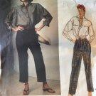 "Vogue Anne Klein Sewing Pattern 1331 Size 10 bust 32 1/2""  uncut pattern"