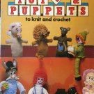 Toys and Puppets Sue Penrod Crochet and Knitting pattern Leisure Arts 136
