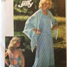 Simplicity 7469 Misses' Jiffy Halter Dress and Shawl Size 16-18 Sewing Pattern uncut